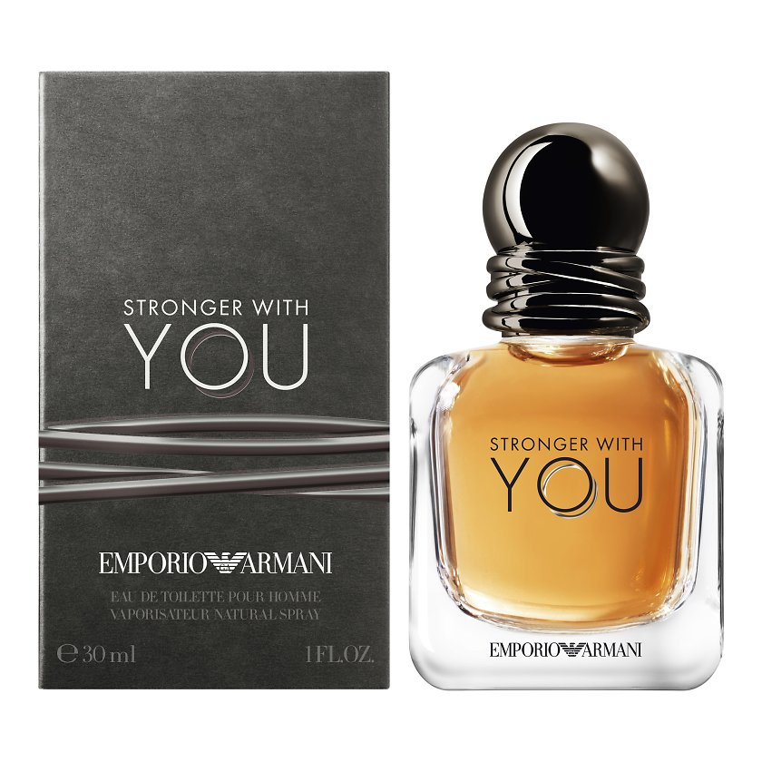 4f1cb8f5f57a4 Stronger with You EdT 30ml - Meeste lõhnad - Meeste kosmeetika - Ilu
