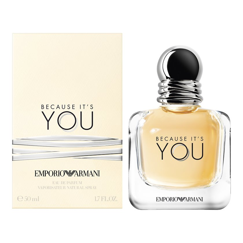 0e97bf16c0d Because It's You EdP 50ml - Naiste parfüümid - Naiste lõhnad - Lõhnad - Ilu