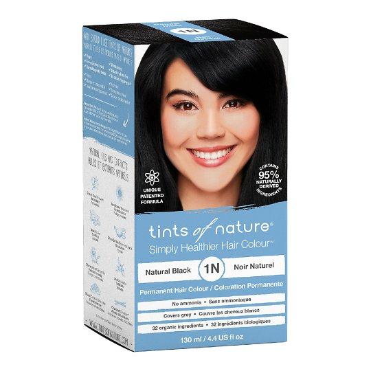 Looduslik juuksevärv