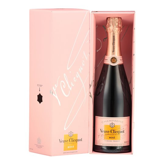Veuve Clicquot Brut Rosé 75cl Prantsusmaa