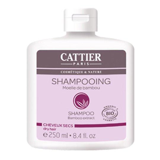 Šampoon bambuseekstraktiga kuivadele juustele 250ml