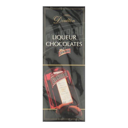 Šokolaadikompvekid Contreau likööriga 150g Doulton