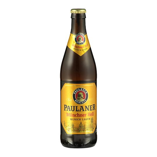 Münchner Hell Hele Õlu alk.4.9% 500ml Saksamaa
