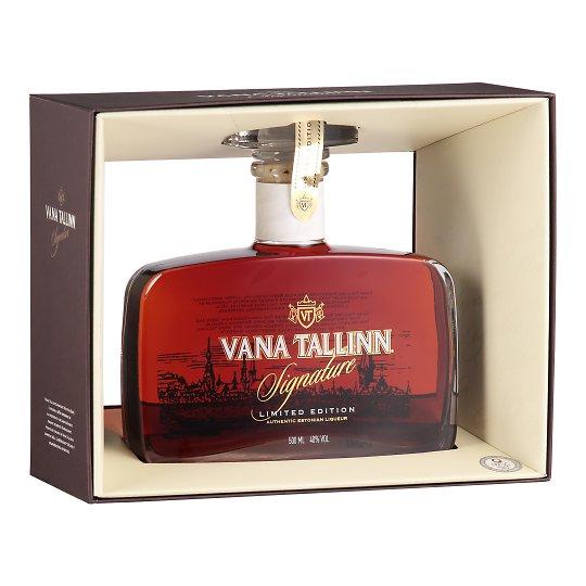 Vana Tallinn Signature 50cl Eesti