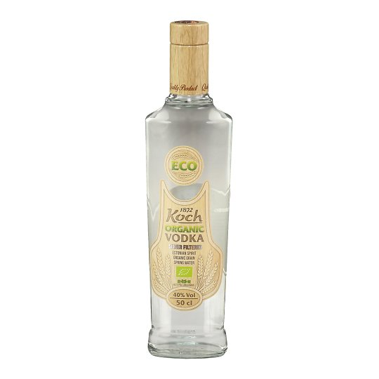 Koch Organic Vodka 50cl Eesti