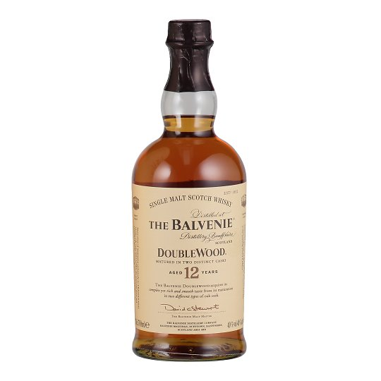 Balvenie 12y Doublewood 70cl Šotimaa