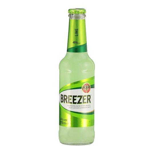 Bacardy Breezer Lime alkohoolne jook alk.4% 275ml Saksamaa