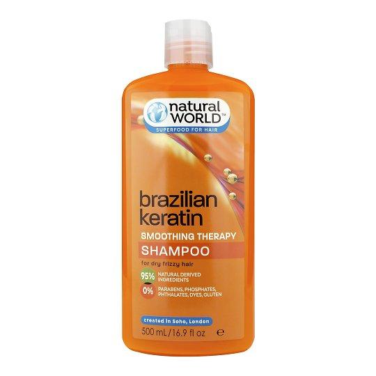 Keratiini siluv šampoon 500ml