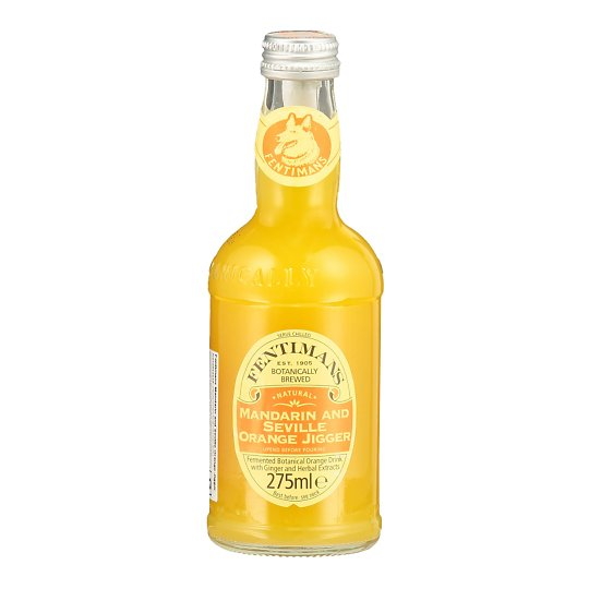 Mandarin and Seville Orange Jigger 275ml Suurbritannia