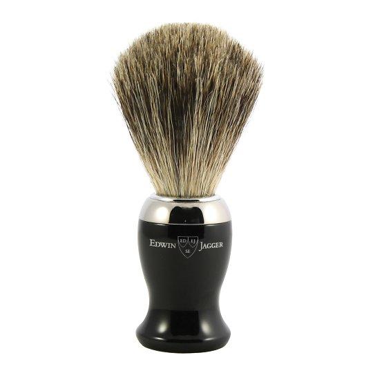 Pure Badger raseerimispintsel must/kroomitud