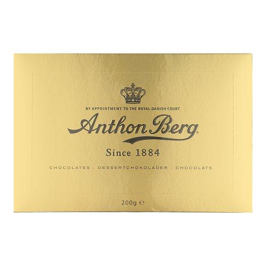Šokolaadide assortii Luxury Gold 200g Anthon Berg