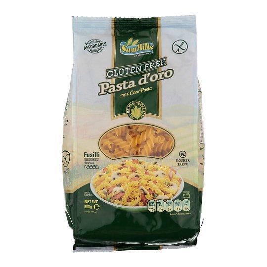 Gluteenivaba Pasta Fusilli 500g