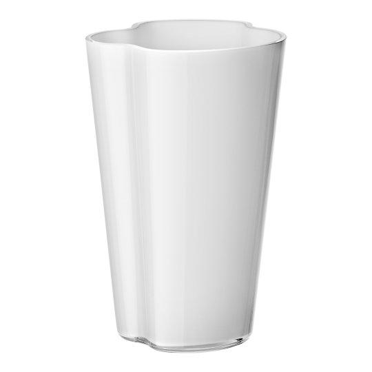 Aalto vaas 220mm white white