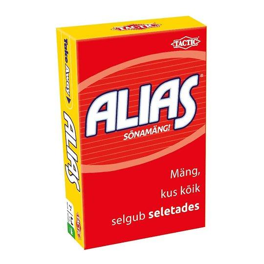 """Kaardimäng """"Alias"""""""