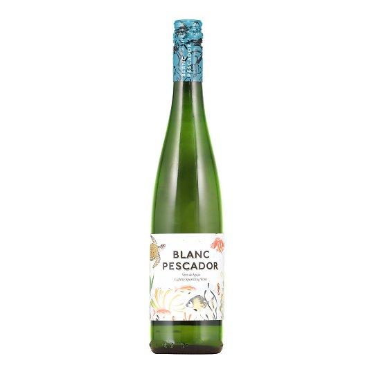 Blanc Pescador Lightly Sparkling 75cl Hispaania