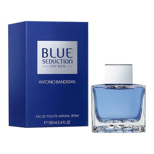 Blue Seduction for Men EdT